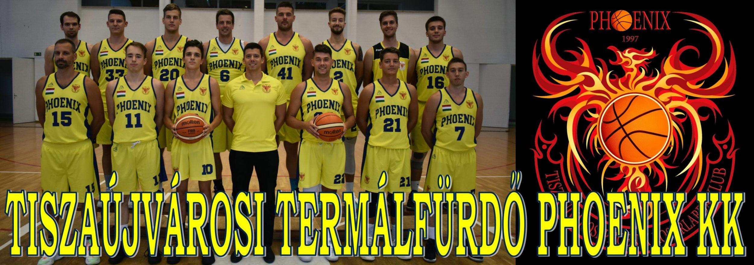Tiszaújvárosi Termálfürdő Phoenix Kosárlabda Klub